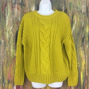 NWT Women's ONE A Sweater Size M